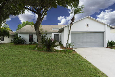 Deerfield Beach FL Single Family Home For Sale: $367,500