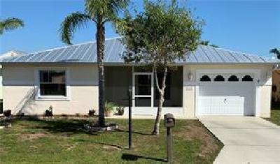 Fort Pierce Single Family Home For Sale: 6666 Campanilla