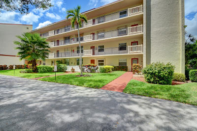 Delray Beach Condo For Sale: 24 Abbey Lane #108