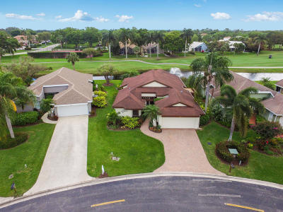 Palm Beach Single Family Home For Sale: 6770 Touchstone Circle