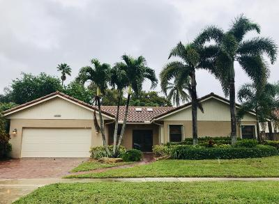 Boca Raton FL Single Family Home For Sale: $375,000