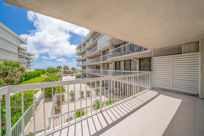 Palm Beach Rental For Rent: 3250 S Ocean Boulevard #206s