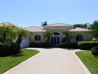 Wellington Single Family Home For Sale: 12590 Sunnydale Drive