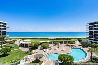 Palm Beach Rental For Rent: 2660 S Ocean Boulevard #402w