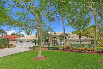 Jupiter Single Family Home For Sale: 145 North River Drive E
