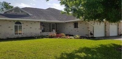 Okeechobee Single Family Home For Sale: 1490 SE 21st Street