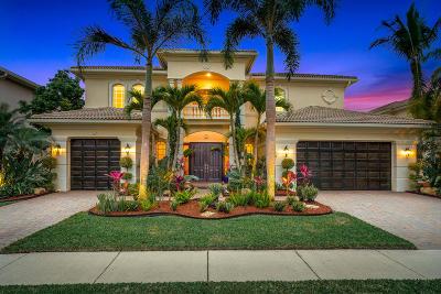 Wellington Single Family Home For Sale: 533 Edgebrook Lane
