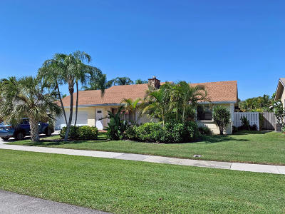 Boca Raton FL Single Family Home For Sale: $435,700