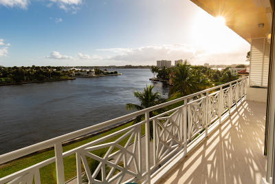 Palm Beach Condo For Sale: 425 Worth Avenue #5d