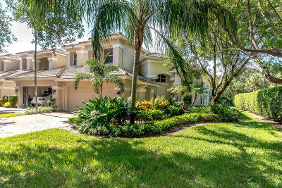 North Palm Beach Townhouse For Sale: 746 Cable Beach Lane