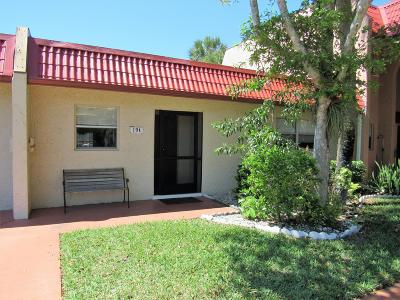 West Palm Beach Single Family Home For Sale: 191 Lake Evelyn Drive