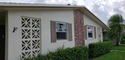West Palm Beach FL Condo For Sale: $69,900