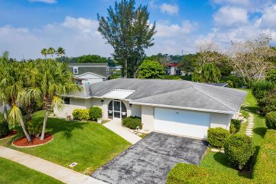Royal Palm Beach Single Family Home For Sale: 923 Hibiscus Drive