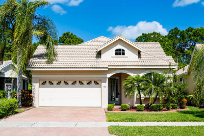 Port Saint Lucie Single Family Home For Sale: 739 SW Saint Croix Cove