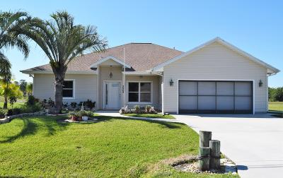 Port Saint Lucie Single Family Home For Sale: 5904 NW Favian Avenue