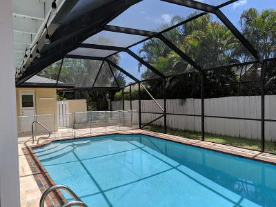 Boca Raton Single Family Home For Sale: 4294 Cedar Creek Road