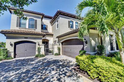 Delray Beach FL Single Family Home For Sale: $1,059,000
