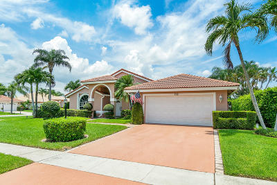 Delray Beach FL Single Family Home For Sale: $359,900
