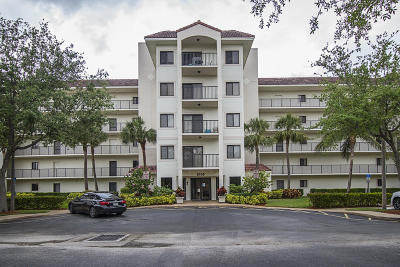 Delray Beach FL Condo For Sale: $225,000