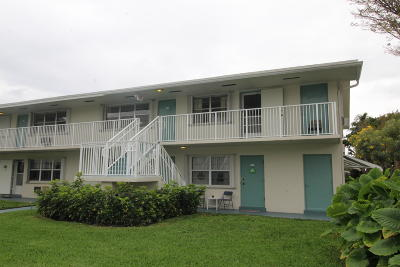Boynton Beach FL Condo For Sale: $85,000
