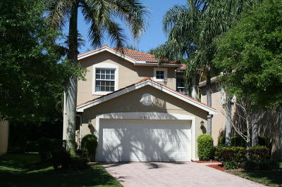 Boynton Beach Single Family Home For Sale: 10555 Cocobolo Way