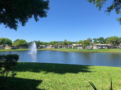 Palm Beach Gardens Rental For Rent: 12821 Woodmill Drive