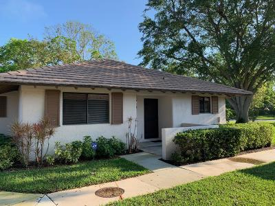Palm Beach Gardens FL Single Family Home For Sale: $249,000