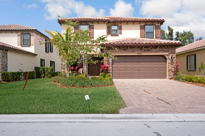 Lake Worth Single Family Home For Sale: 9019 Gulf Cove Drive