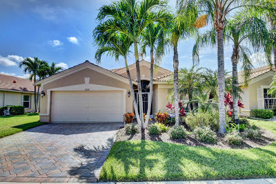 Boynton Beach Single Family Home For Sale: 12078 Roma Road