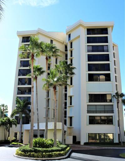 St Lucie County Condo For Sale: 2400 S Ocean Drive #4234