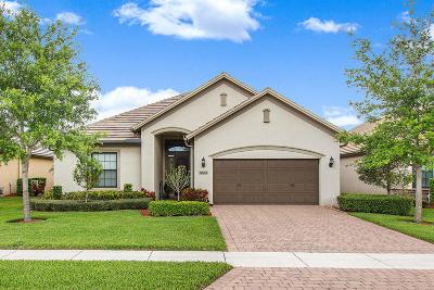 Wellington Single Family Home For Sale: 10169 Prato Street