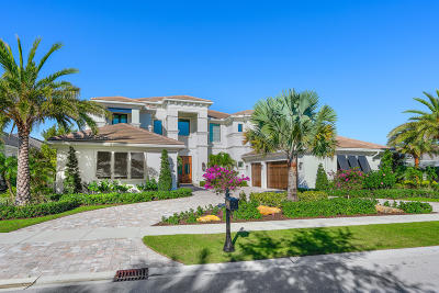North Palm Beach Single Family Home For Sale: 13951 Chester Bay Lane