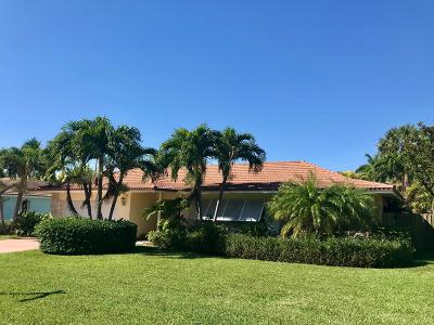Boca Raton FL Single Family Home For Sale: $979,000