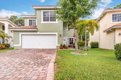 West Palm Beach Single Family Home For Sale: 589 Alejandro Lane