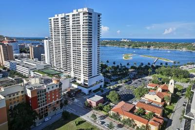 West Palm Beach Rental For Rent: 701 S Olive Avenue #623