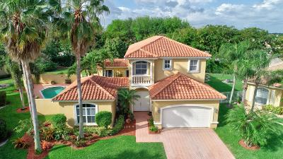 Lake Worth Single Family Home For Sale: 7112 Eugene Court