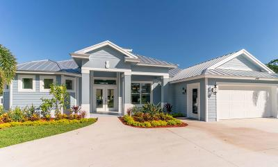 Port Saint Lucie Single Family Home For Sale: 506 SE Cliff Road