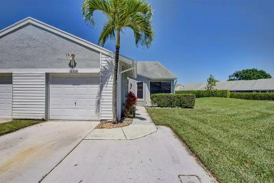 Boynton Beach Single Family Home For Sale: 12314 Forest Greens Drive