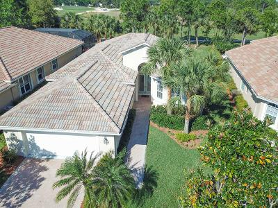 Port Saint Lucie Single Family Home For Sale: 9115 Champions Way