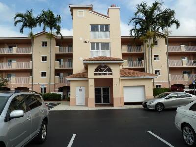 Boynton Beach Rental For Rent: 5842 Crystal Shores Drive #406