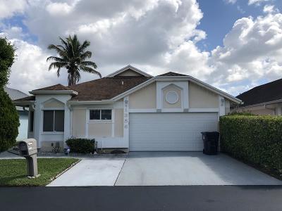 Broward County Single Family Home For Sale: 1356 W Glen Oak Road