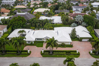 Boca Raton FL Single Family Home For Sale: $3,995,000