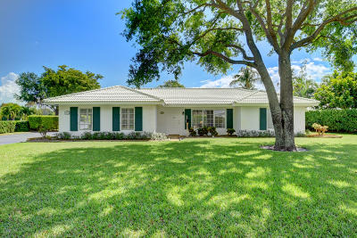 Delray Beach Single Family Home For Sale: 2001 NW 1st Avenue