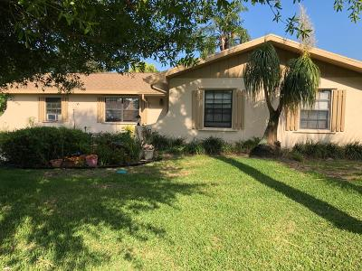 Fort Pierce Single Family Home For Sale: 5208 Birch Drive