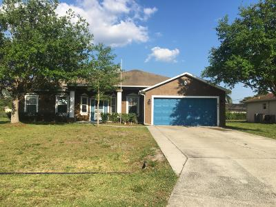 Port Saint Lucie Single Family Home For Sale: 651 NW Kildare Street