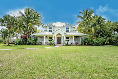 Lake Worth Single Family Home For Sale: 11534 Piping Plover Road