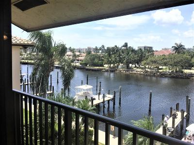Delray Beach Rental For Rent: 240 Captains Walk #510