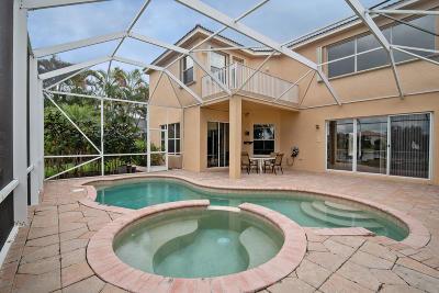 Wellington Single Family Home For Sale: 1273 Beacon Circle