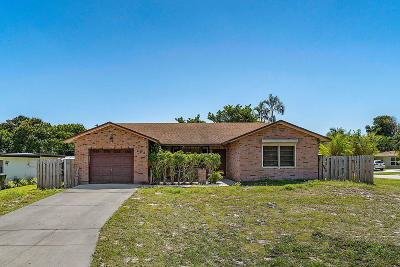Boca Raton Single Family Home For Sale: 298 NW 10th Street