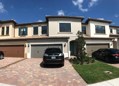 Lake Worth, Lakeworth Rental For Rent: 4620 San Fratello Circle